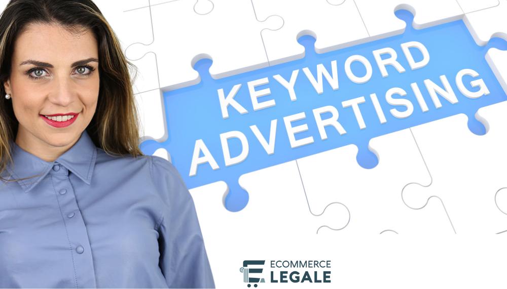 keyword advertising marchio altrui